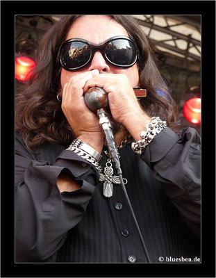 Johnny Mastro and Mama's Boys - 22. Bluesfestival Eutin 20.05.2011