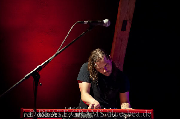 Billy Walton Band (USA) - 28. April 2018 - Gerd's Juke Joint, Joldelund