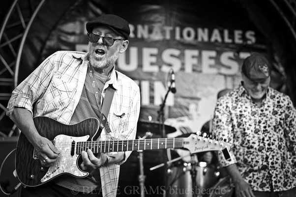 The Johnny Max Band (CAN) - 29. BluesBaltica/Bluesfest Eutin 20.05.2018