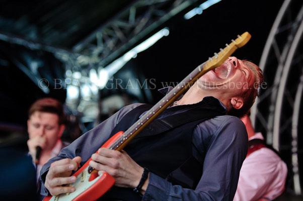Chris Kramer & Beatbox´n´Blues - 28. BluesBaltica/Bluesfest Eutin 2017