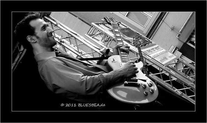 JW Jones & Band - 21. Bluesfestival Eutin - 21. Mai 2010