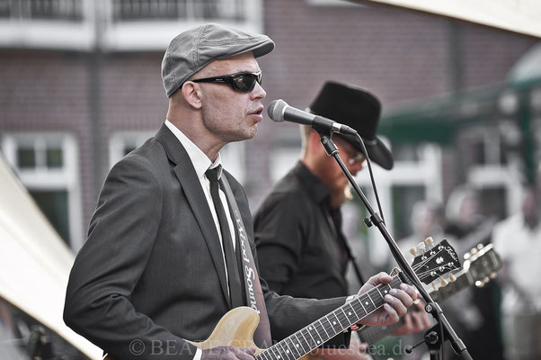 Thorbjorn Risager & The Black Tornado - BBFN Hohwacht 2018