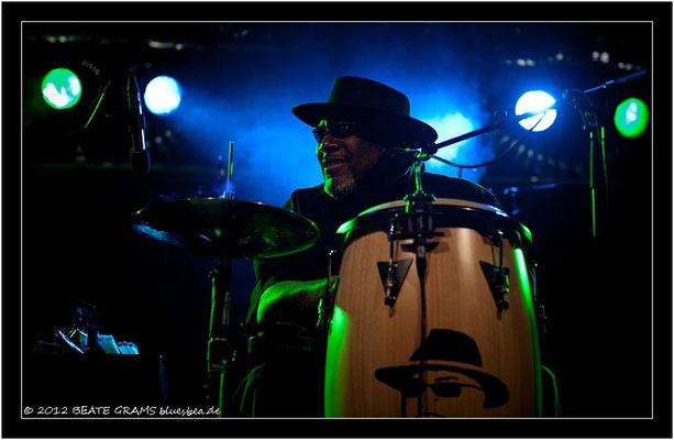 Big Daddy Wilson & Band - 22. August - Ducksteinfestival Kiel
