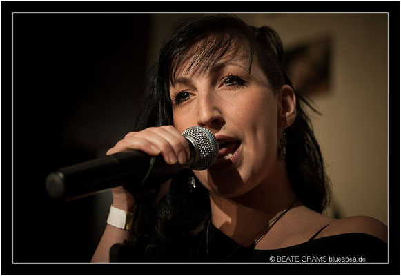 Jessy Martens & Band, German Blues Challenge/German Blues Awards