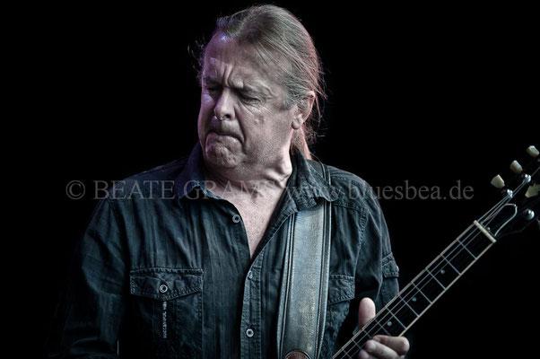 Andy Egert Blues Band - 28. BluesBaltica/Bluesfest Eutin 2017