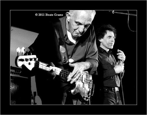 Frank Diez & Colin Hodgkinson - 03. Dezember 2011 Savoy Bordesholm