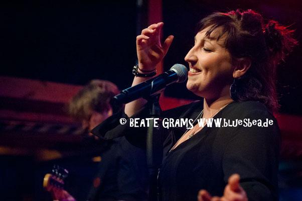 Jessy Martens & Band . 10. März 2017, Räucherei Kiel
