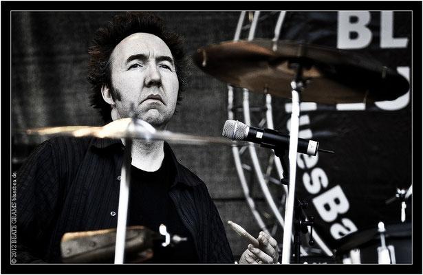Frank Morey and His Band - 23. Bluesfestival Eutin 2012