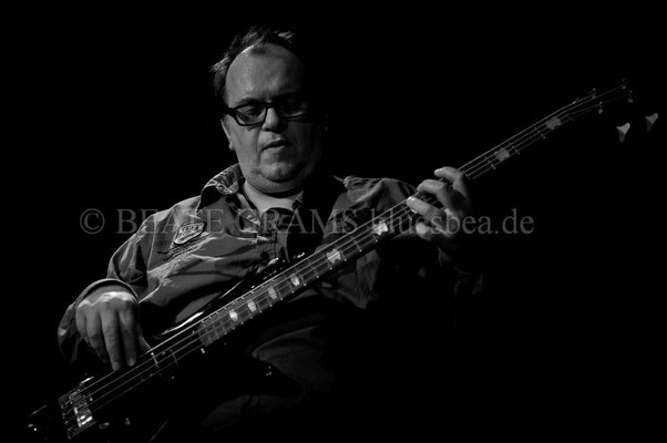 Smoking Wolf & Band, 19.02.2016, 18. Internationales Kieler Blues Festival, Räucherei