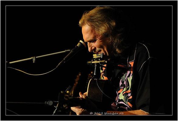 Hans Theessink - Postfeld, 27.02.2012