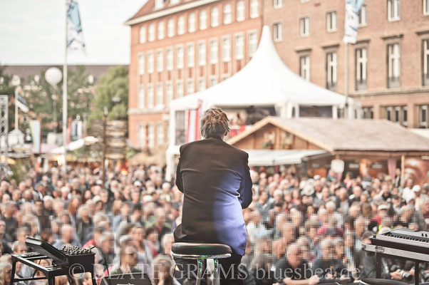 Marc Breitfelder - 7. KielerWocheBluesNacht - 17.06.2018 - Rathausbühne Kiel