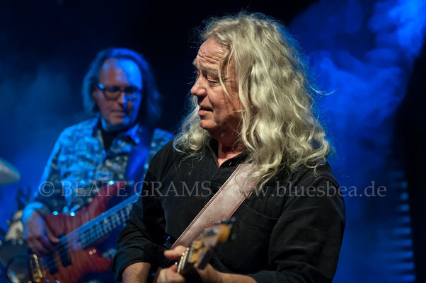 Hörbie Schmidt Band feat. Lili Czuya - 20. Internationales Kieler Blues Festival - 23.02.2018 Räucherei Kiel