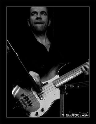 Dede Priest - 13. Bluesfestival Kiel - 18. Februar 2011 - Räucherei