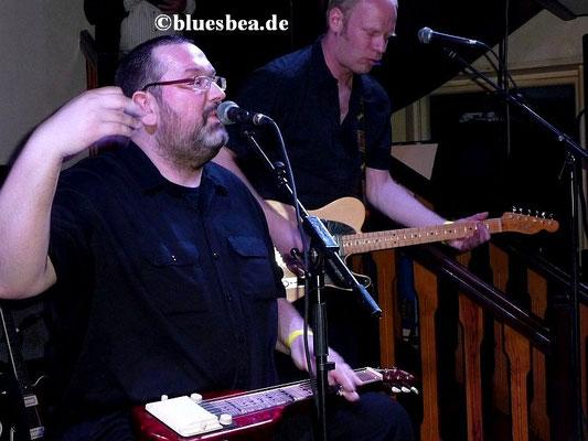 Michael van Merwyk & Bluessoul - GBC, 29. Oktober 2011 Eutin