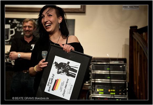 9 Preisträger Gesang weiblich - Jessy Martens
