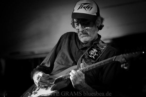Steve Baker Band - 26.10.18 6. Blues Nights Hamburg - Sasel