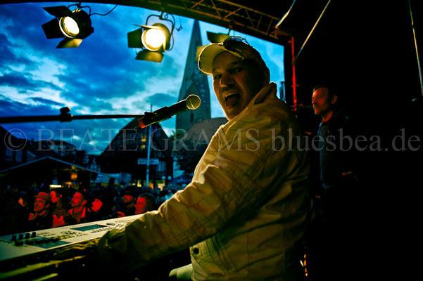 Georg Schroeter, BluesBaltica Eutin 2016