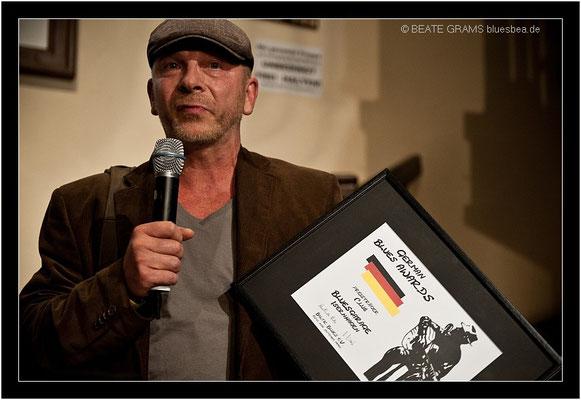 3 Preisträger Club – Bluesgarage Isernhagen