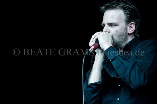 Max Dega & Shurablues - BluesBalticaEutin, 05.2015