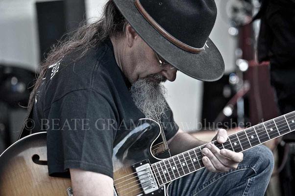 Rattlesnake Bluesband - GBC 2017 Eutin