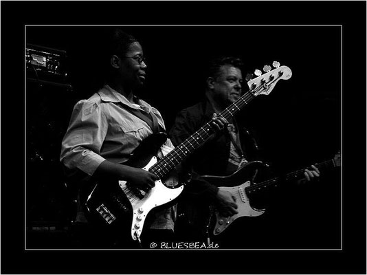 "Earnest ""Guitar"" Roy and The Clarksdale Rockers - 22. Bluesfestival Eutin 21.05.2011"