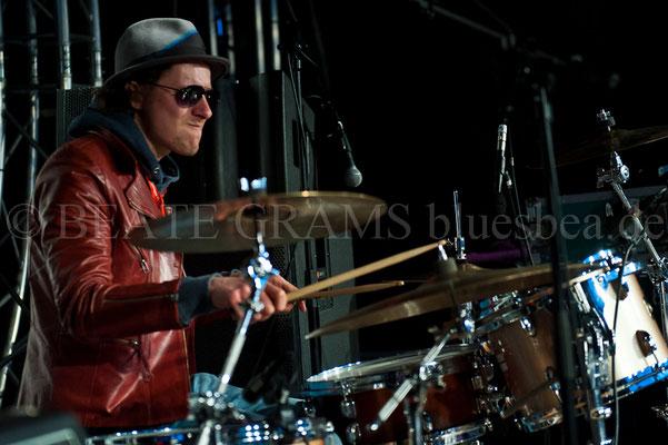 Jannis Balzer, BluesBaltica Eutin 2016