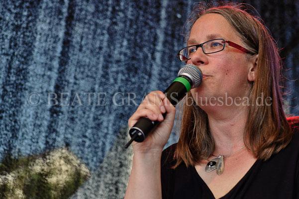 Marianne Sydow - Verleihung German Blues Award – Ehrenpreis:Festival