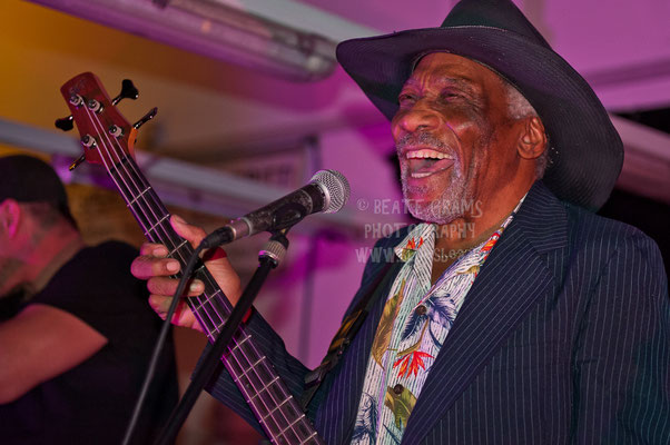Mac Arnold & Plate Full O'Blues - Jan's Garage Eutin, 01.12.2016