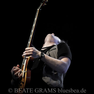 Ryan McGarvey Band - Albatros Bordesholm - 25.05.2018