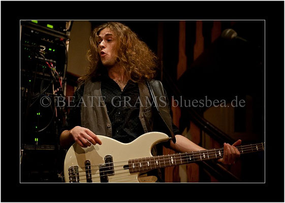 Mike Seeber Trio, German Blues Challenge/German Blues Awards