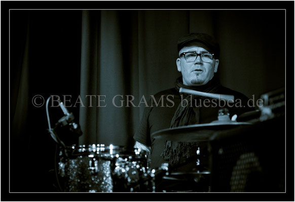 Timo Gross & Band - 11/2013 - Savoy, Bordesholm