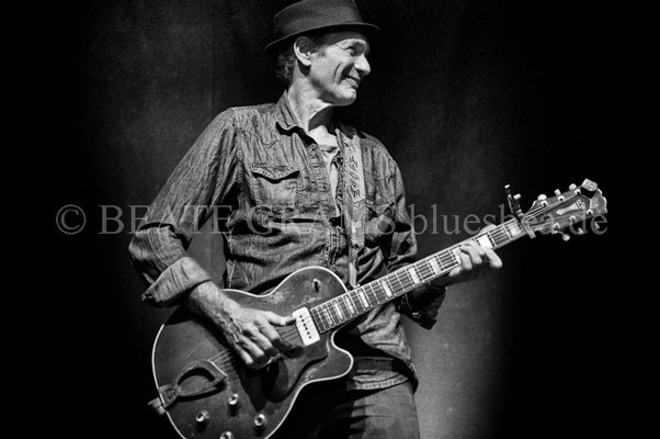 Abi Wallenstein & Blues Culture - Kulturforum Kiel, 27.12.2015