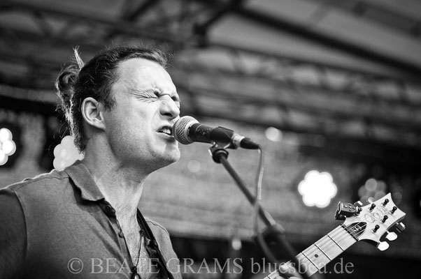 Michael Oertel Band - GermanBluesChallenge Eutin - 30.06.2018