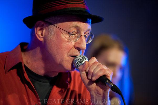 Steve Baker Band - 26.10.18 6. Blues Nights Hamburg - Sasel