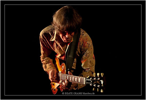 The John Idan (ex Yardbirds) Group - 15. November, Bordesholm - Savoy