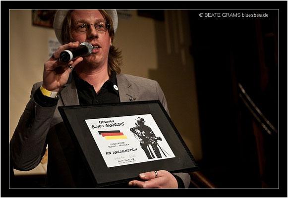 1 Preisträger Gesang männlich – Abi Wallenstein