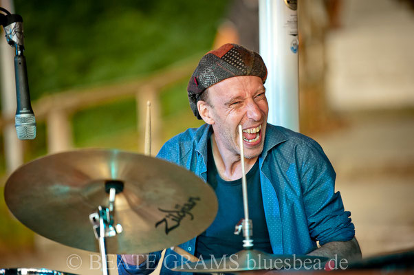 Robbert Fossen & Band - BBFN 2018 Hohwacht, Tom's Hütte