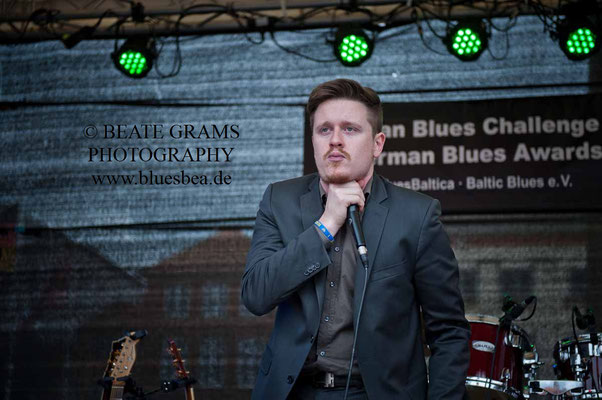 German Blues Challenge 2016 - Chris Kramer & Beatbox 'n' Blues