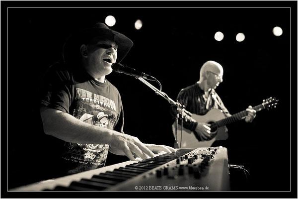 Georg Schroeter & Marc Breitfelder  - 12. Mai 2012 - Kiel, Räucherei