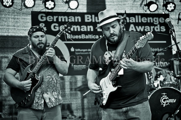 Kilborn Alley Blues Band, German Blues Challenge & German Blues Awards