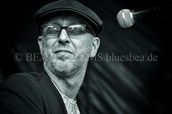 Tee Dee Young feat. Henry Carpaneto Band - BluesBalticaEutin, 05.2015
