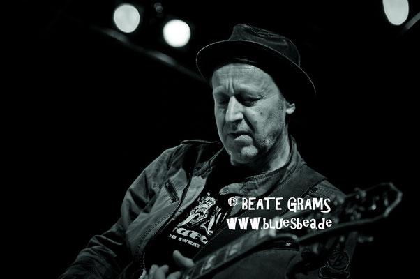 Finn Cocheroo & the LoFi-Few - 10. März 2017, Räucherei Kiel