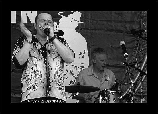 The Silvertones - Bluesfestival Eutin 24.05.2009