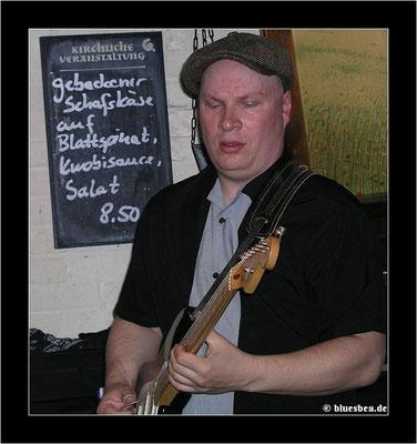 Ismo Haavisto Band - Bluesfestival Eutin 22.05.2009