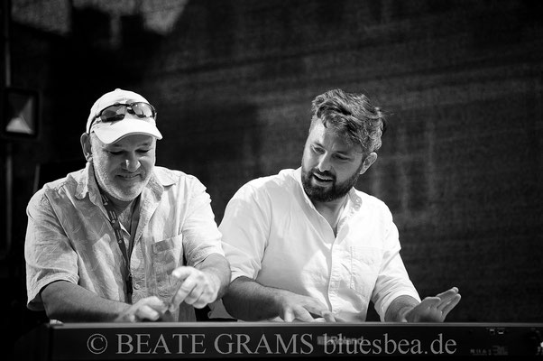 Bartek Szopiński & Georg Schroeter - Gastkonzert GBC Eutin - 30.06.2018