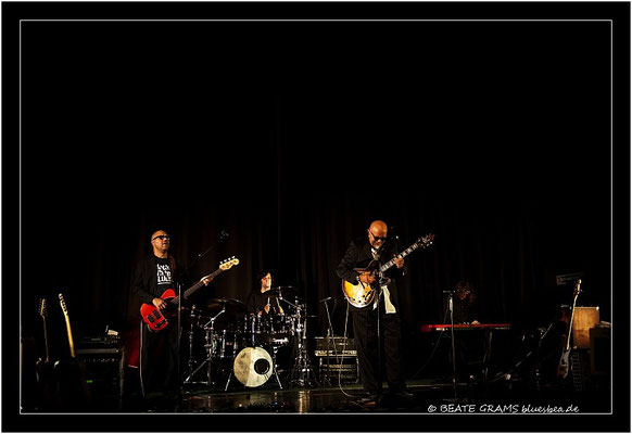 Blues Company - 01. September - Savoy, Bordesholm