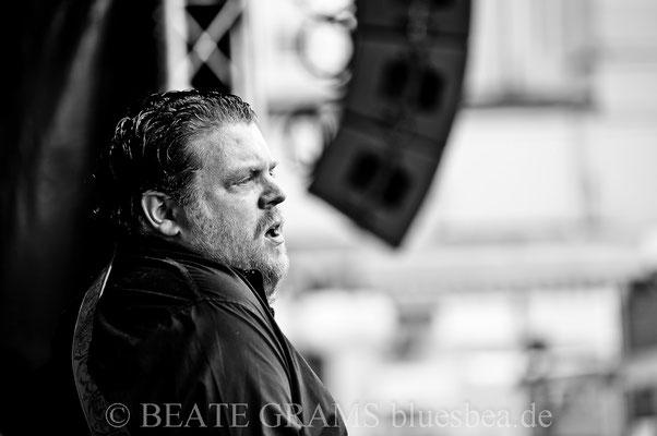 Danny Bryant Band (UK) - 29. BluesBaltica/Bluesfest Eutin 21.05.2018