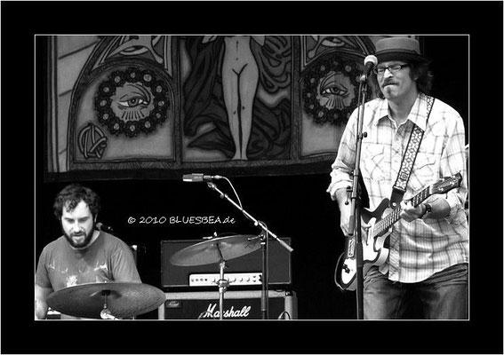 Jimmy Bowskill - 17. Juli 2010 - Stadtpark HH