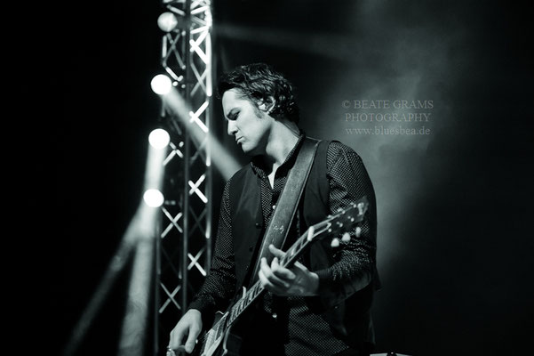 Ryan McGarvey Band - Albatros Bordesholm - 16.09.2016