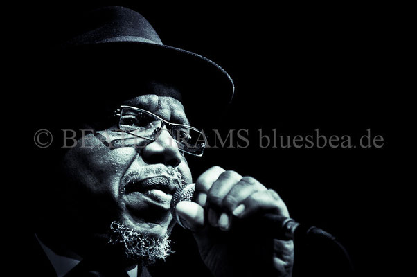 Cash Box Kings - Oscar Wilson -  BluesBalticaEutin, 05.2015